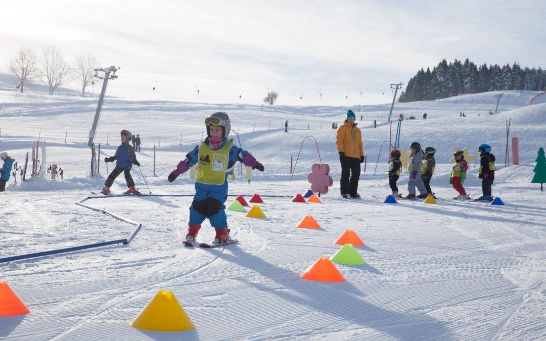 Skikurse an der Hündlebahn